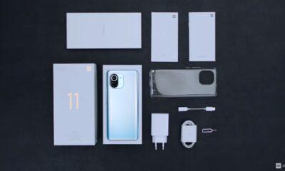 Глобальна версія Xiaomi Mi 11 вже поступила в продаж за дивною ціною