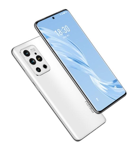 Meizu 18 Pro представлений офіційно: ціна и характеристики вражають