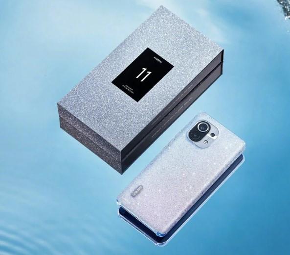 Офіційно представлений смартфон Xiaomi Mi 11 Star Diamond Gift Box Edition