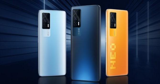 Офіційно представлено смартфон Vivo iQOO Neo 5 5G: Ціна и характеристики