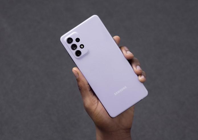 Офіційно представлений смартфон Samsung Galaxy A72