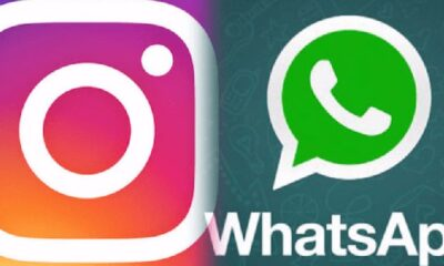 Маштабний збій Instagram і WhatsApp в Україні