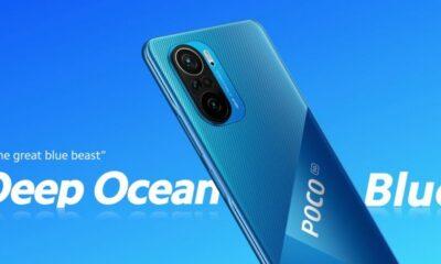 Офіційно представлено Poco F3: найпотужніший смартфон в своїй лінійці до цього моменту за 9800 гривень