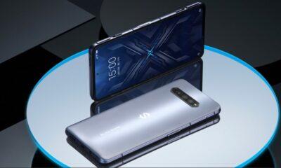 Xiaomi анонсувала Black Shark 4 і 4 Pro: геймерські смартфони всього за 10600 гривень