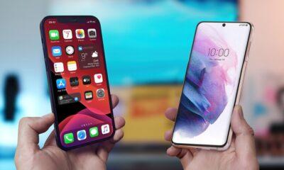 iPhone 12 проти Samsung Galaxy S21 - хто швидше дешевшає