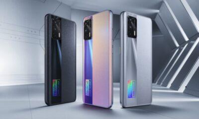 Офіційно представлений Realme GT Neo: перший на Dimensity 1200 і з відмінним цінником