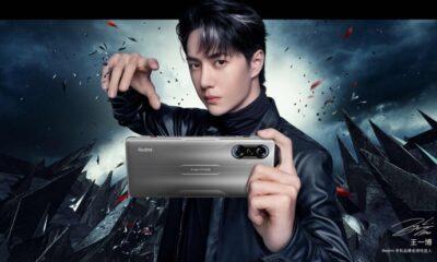Офіційно представлений ігровий Xiaomi Redmi K40 Gaming Edition за 8606 гривень