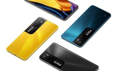Офіційно представлений смартфон POCO M3 Pro 5G за 6023 гривень