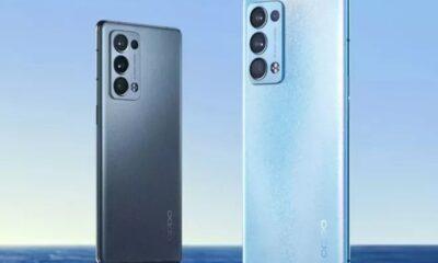 Представили Oppo Reno6 5G, Reno6 Pro 5G і Reno6 Pro + 5G: тріо субфлагманів за 12015 гривень