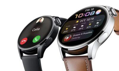 Офіційно представлені годинники Huawei Watch 3 і Watch 3 Pro ціна вражає