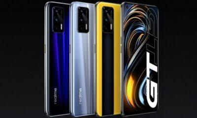 Смартфон Realme GT з'явиться в Україні як найдешевший смартфон на Snapdragon 888