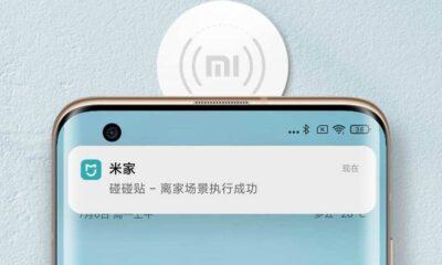 Всі смартфони Xiaomi з підтримкою NFC в 2021 року