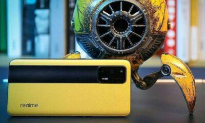 Офіційно представлено Realme GT: найдешевшим смартфоном на базі Snapdragon 888