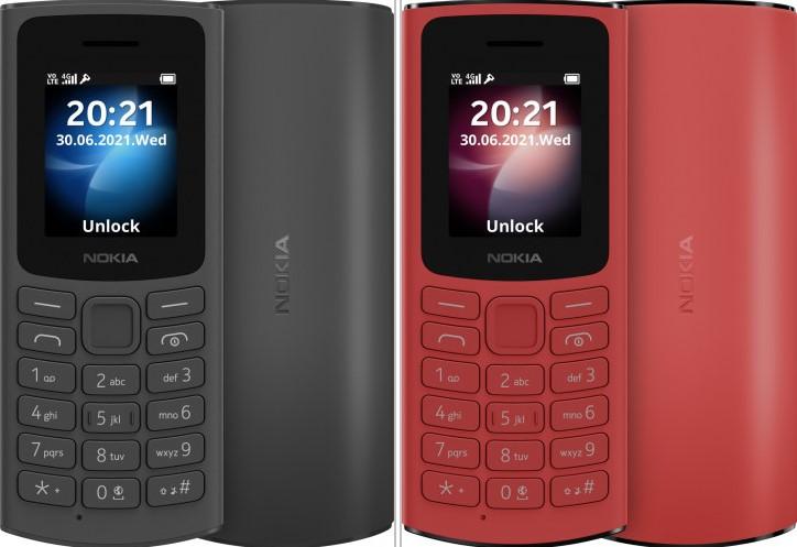 Офіційний анонс Nokia 105 4G і Nokia 110 4G: прорив для телефонів для бідних