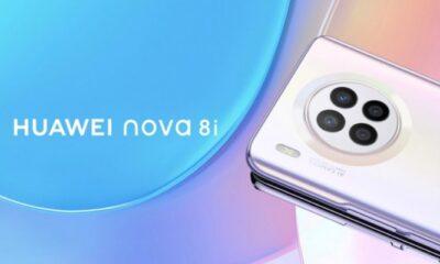 Анонс Huawei Nova 8i - бюджетна новинка з Android і Snapdragon