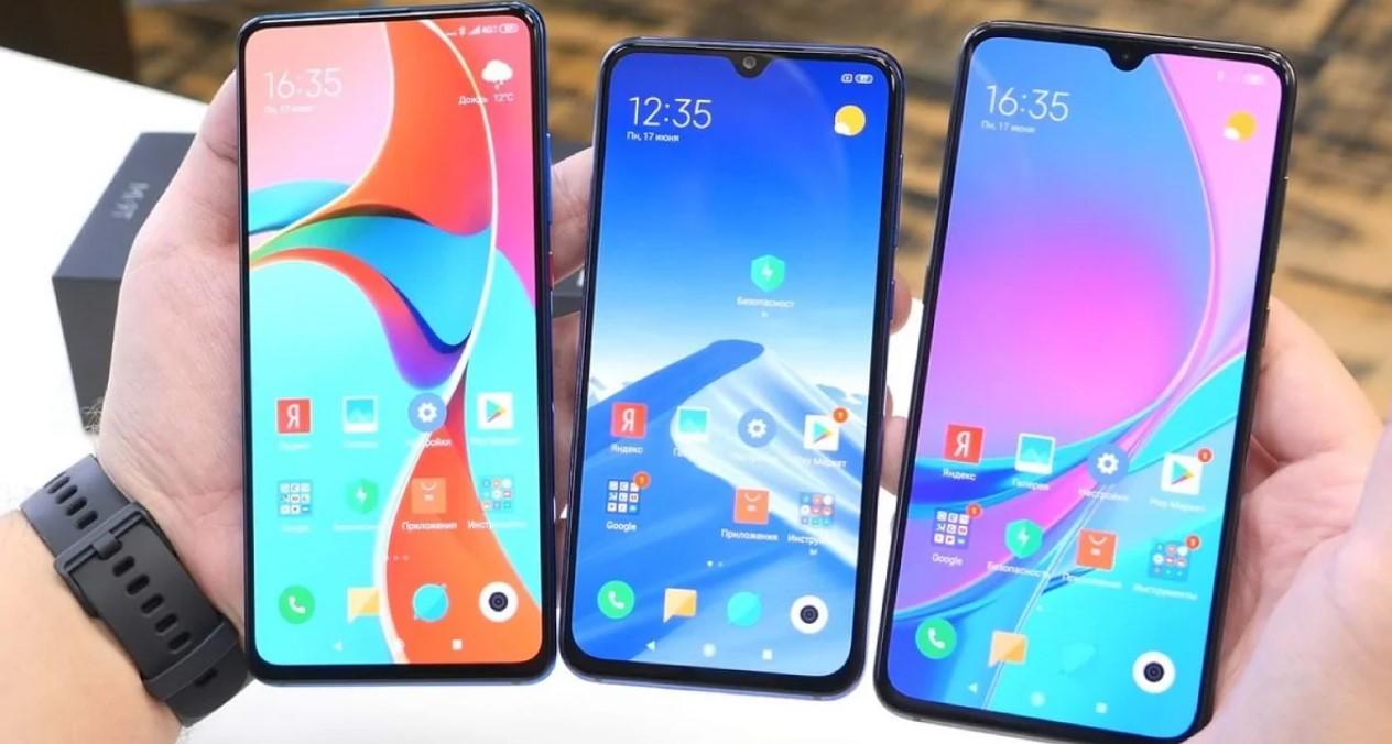 Ще три смартфона Xiaomi почали отримувати MIUI 12.5