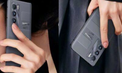 Ціна Realme GT Master Explorer Edition з флагманськой OIS-камерой стала відома ще до анонса