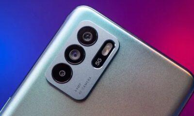 Офіційно представлений смартфон OPPO Reno6 Z 5G за 11157 гривень