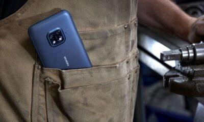 Офіційно представлений захищений смартфон Nokia XR20 ціна вражає