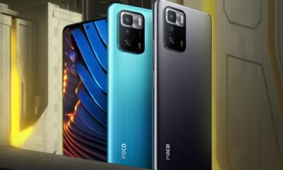 Офіційно представлено смартфон Xiaomi POCO X3 GT за 9531 гривень
