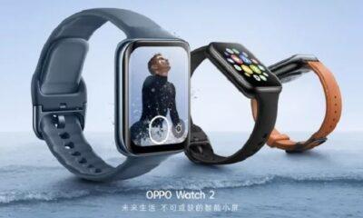 OPPO представила цікавий смарт-годинник Watch 2 за ціною від 5371 гривень