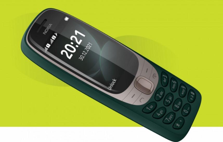 Nokia відроджує забуту невбивучу легенду 6310 за 1200 гривень