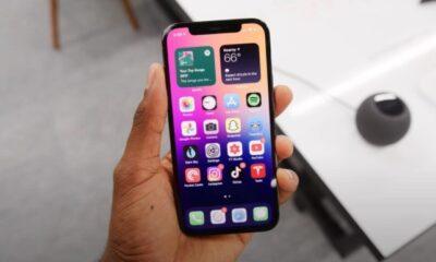 Нова тема iPhone XS для MIUI 12 порадувала фанів Xiaomi