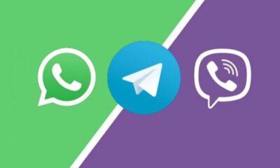 Viber, Telegram і WhatsApp впровадять тотальний контроль за листуванням користувачів