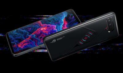 Офіційно представлені ігрові смартфони ASUS ROG Phone 5s і ASUS ROG Phone 5s Pro