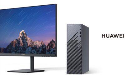 Настільний ПК Huawei MateStation S в Україні нові можливості для розумного офісу