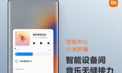 Названо смартфони і планшети Xiaomi, які отримали нову музичну функцію