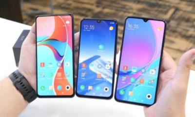 Відразу 6 смартфонів Xiaomi почали отримувати MIUI 12.5