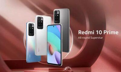 Офіційно представлено смартфон Xiaomi Redmi 10 Prime для бідних