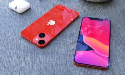 З'явилися відео з розпакування iPhone 13, 13 mini, 13 Pro і 13 Pro Max