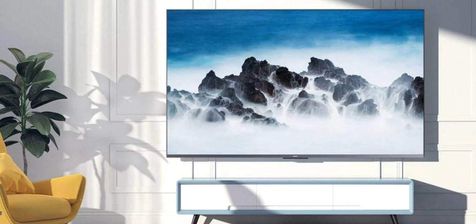 Redmi анонсувала телевізори Smart TV X +2022 для бідних