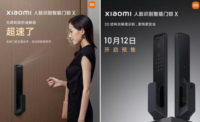 Xiaomi представила топовий дверний замок з NFC і дивовижною ціною