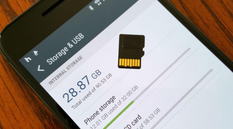 Які дані з'їдають пам'ять вашого смартфону