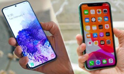 Став відомий самий автономний смартфон: Apple проти Samsung і Xiaomi