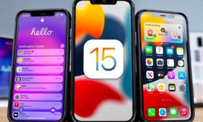 Названа дата виходу і всі нові функції iOS 15.1
