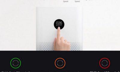 Xiaomi представила очищувач повітря для бідних