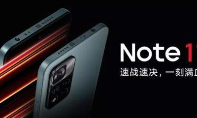 Xiaomi анонсувала смартфони Redmi Note 11, Redmi Note 11 Pro і Redmi Note 11 Pro +.