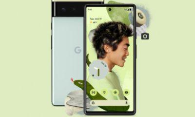 Анонсований бюджетний флагман камерофон Google Pixel 6