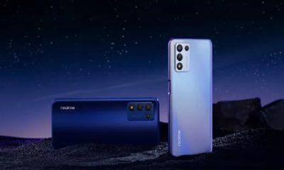 Офіційно представлений смартфон Realme Q3s: ціна вражає