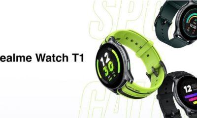 Представлені розумні годинник Reame T1 за 2500 гривень