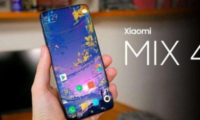 Смартфон Xiaomi MIX 4 обвалився в ціні на 3300 гривень
